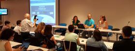 Presentación del estudio en Madrid