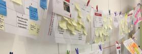 Etiquetas de una dinámica en el segundo encuentro de Conectados por la Accesibilidad