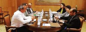 Reunión de Plena inclusión con la ministra de Trabajo