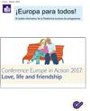 Portada de Europa para todos 2017 / 1