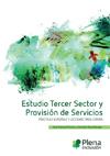 Portada del Estudio Tercer Sector y provisión de servicios