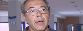 Enrique Galván en el Telediario