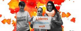 Imagen de la Campaña 25 #DiViolenciaCero de Plena inclusión