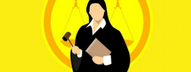 dibujo jueza