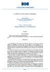Portada de la Ley 45/2015 de Voluntariado