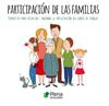 Portada de la guia de Participación de las Familias