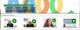captura pantalla web formación