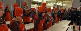 Jóvenes participantes de un Game de empleo
