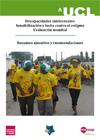 Portada informe mundial sobre sensibilización y lucha contra el estigma