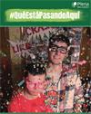 Portada del Informe de la campaña #QuéEstáPasandoAquí