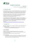 Portada del Plan de igualdad de Plena inclusión