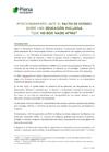 Portada del Posicionamiento de Plena inclusión por una Educación Inclusiva que no deje a nadie atrás