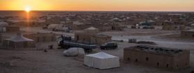 Campos de refugiados saharauis en Tinduf