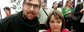 Sergi Montagull y Nerea Cuervo se presentan a las elecciones del 26M