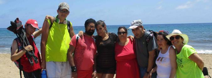 Turno de vacaciones de aspapros (Plena inclusión andalucía)
