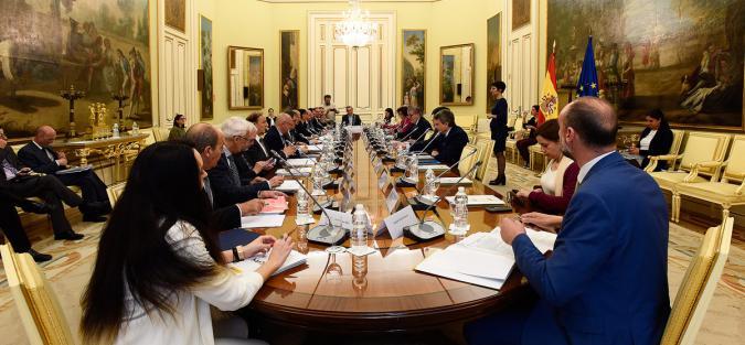 Imagen de los participantes en el Foro