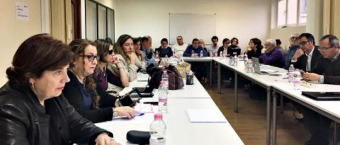 Junta directiva de la Plataforma del Tercer Sector