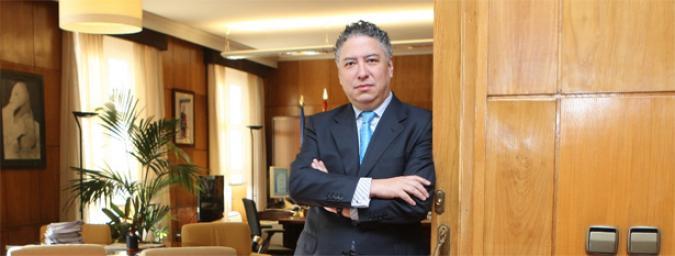 Tomás Burgos, secretario de estado de la seguridad social