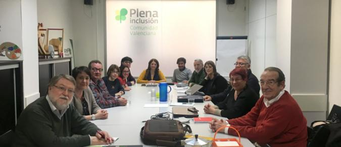Reunión del comité de ética en Valencia