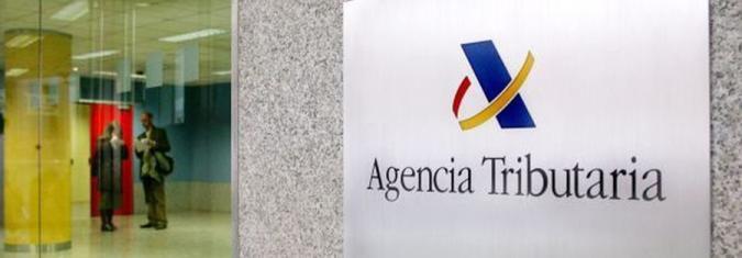 Imagen de una oficia de la Agencia Tributaria