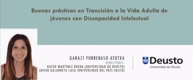 Cartel de la video conferencia