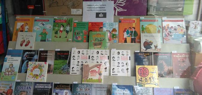 Libros en lectura fácil