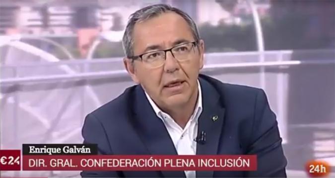 Enrique Galván en 24 horas