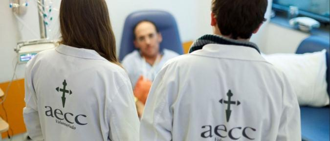 Voluntarios de AECC