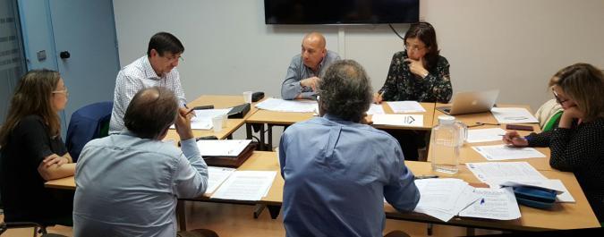 Reunión del Grupo de Reflexión sobre la convención de AEFT