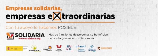 Banner de la x empresarial