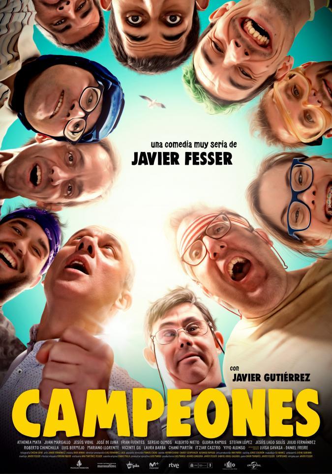 Campeones Una Película Que Eliminará Prejuicios Desde El Humor