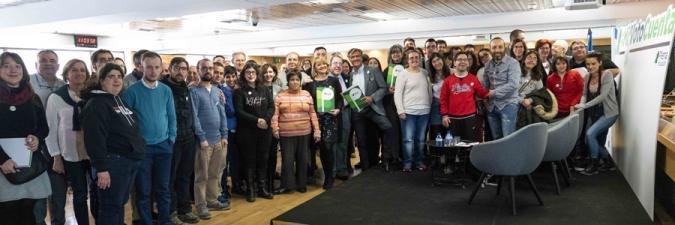 Foto de familia del encuentro