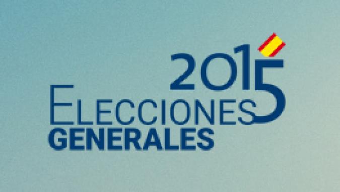 imagen de logotipo de Elecciones Generales 2015