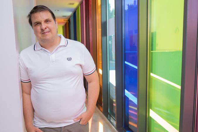 Javier Pérez, vicepresidente de A Toda Vela