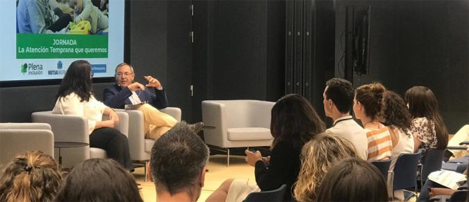 Conchita Navarro y Enrique Galván inauguran la jornada