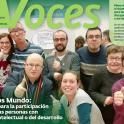 Portada de la revista VOCES 434