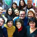Foto del curso de formadores en participación