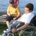 Personas con discapacidad intelectual con apoyos de Plena inclusión