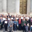 Foto de familia en el Congreso