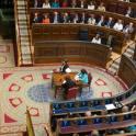Imagen de plenario del congreso de los diputados