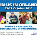Anuncio del congreso de Orlando