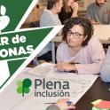 Imagen de la campaña El Poder de las Personas, de Plena inclusión