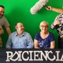 Imagen de parte del equipo de PDICIENCIA