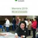 Portada de la Memoria 2019 completa