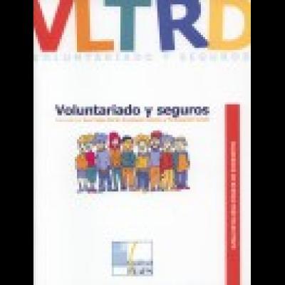 Portada del Cuaderno de Buenas Prácticas: Voluntariado y seguros