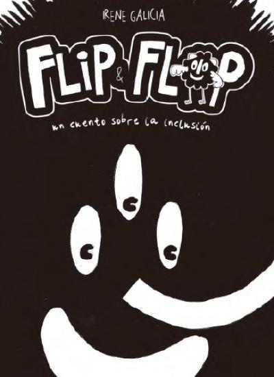Portada de Flip y Flop, un cuento sobre la inclusión