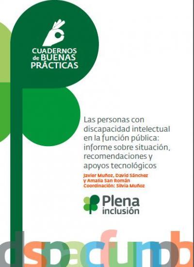 Portada Cuaderno de Buenas Prácticas de Empleo Público