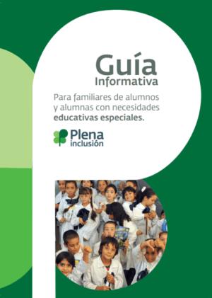 Ver Guía informativa para familiares de alumnos y alumnas con necesidades educativas especiales