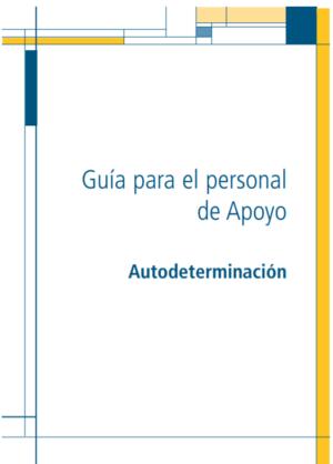 Ver Cuaderno de Buenas Prácticas: Formación en Autodeterminación para Familias