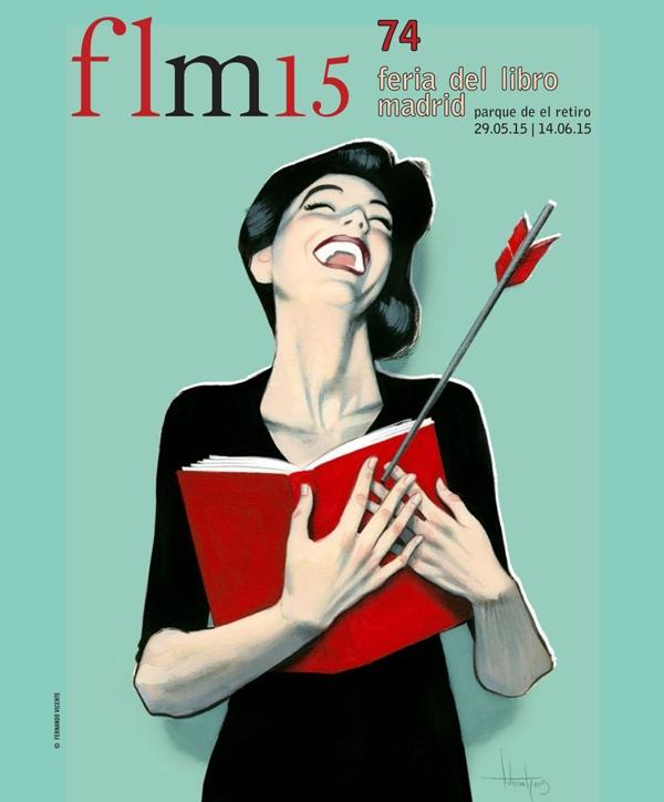 Ir a FEAPS fomenta la lectura en la Feria del Libro de Madrid